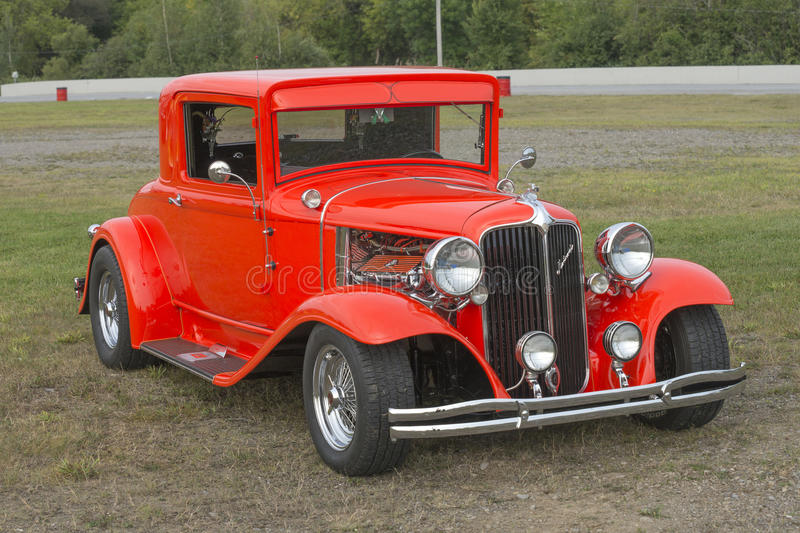 Classic hot rod stock images