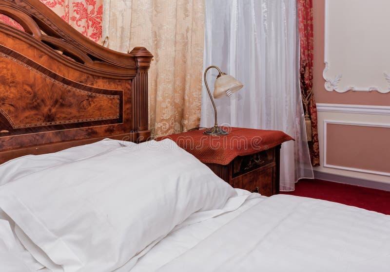 Classic Hotel Room. royalty free stock photo