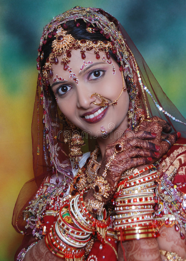Free Classic Indian Beauty Stock Photo - 2286880