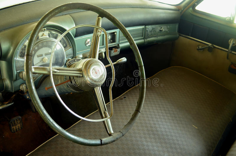 Classic interior stock photo