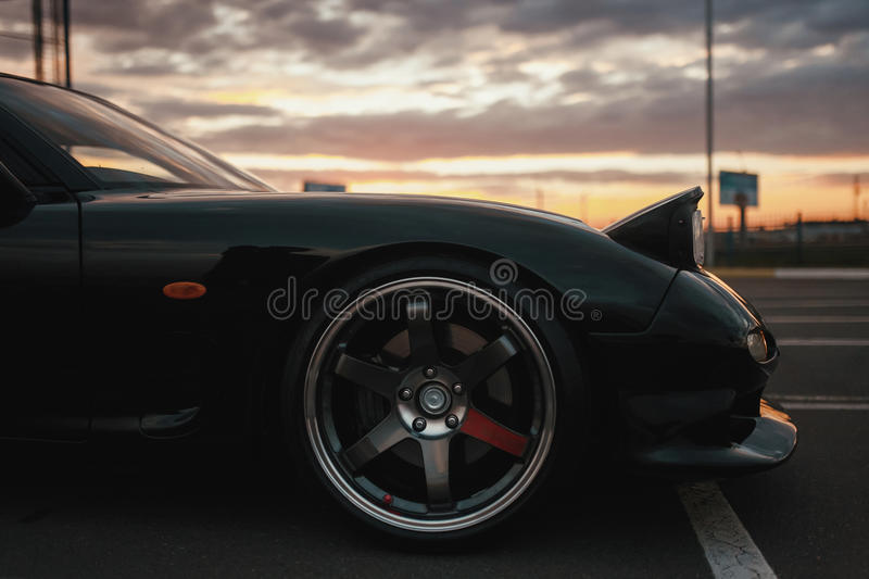 Download Classic Japan Sport Car Stock Image. Image Of Japanese   90903895