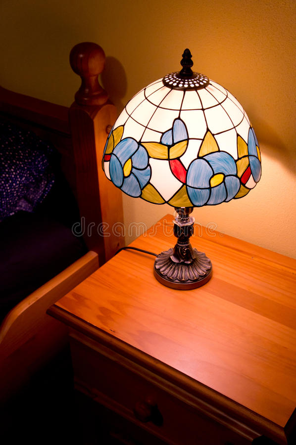 Download Classic lamp stock image. Image of light, classic, wooden - 22222699