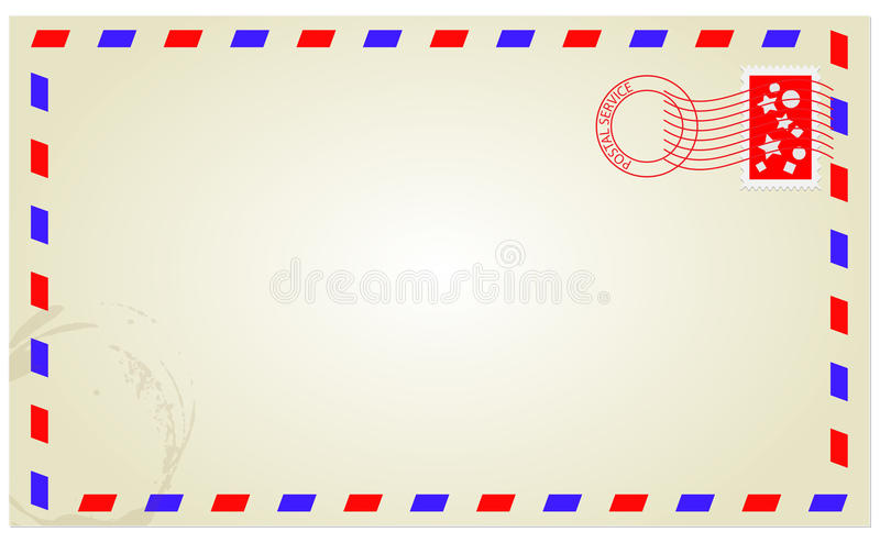 Download Classic letter stock vector. Image of correspondence - 26639610