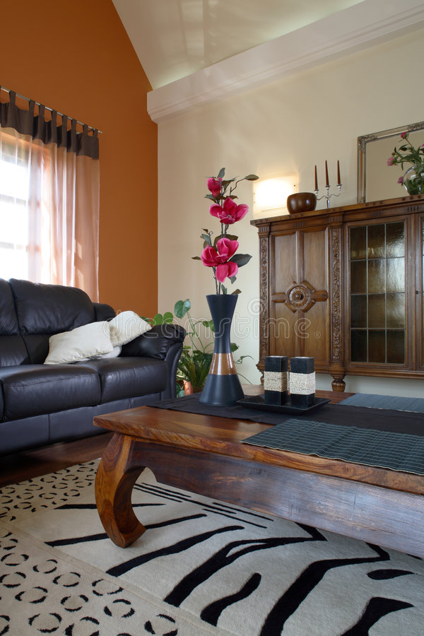 Download Classic Living Room Stock Image - Image: 2568581