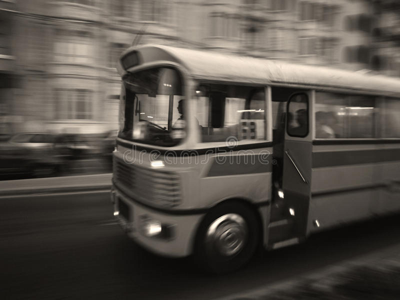 Download Classic Malta Bus stock image. Image of wheel, europe - 9681687
