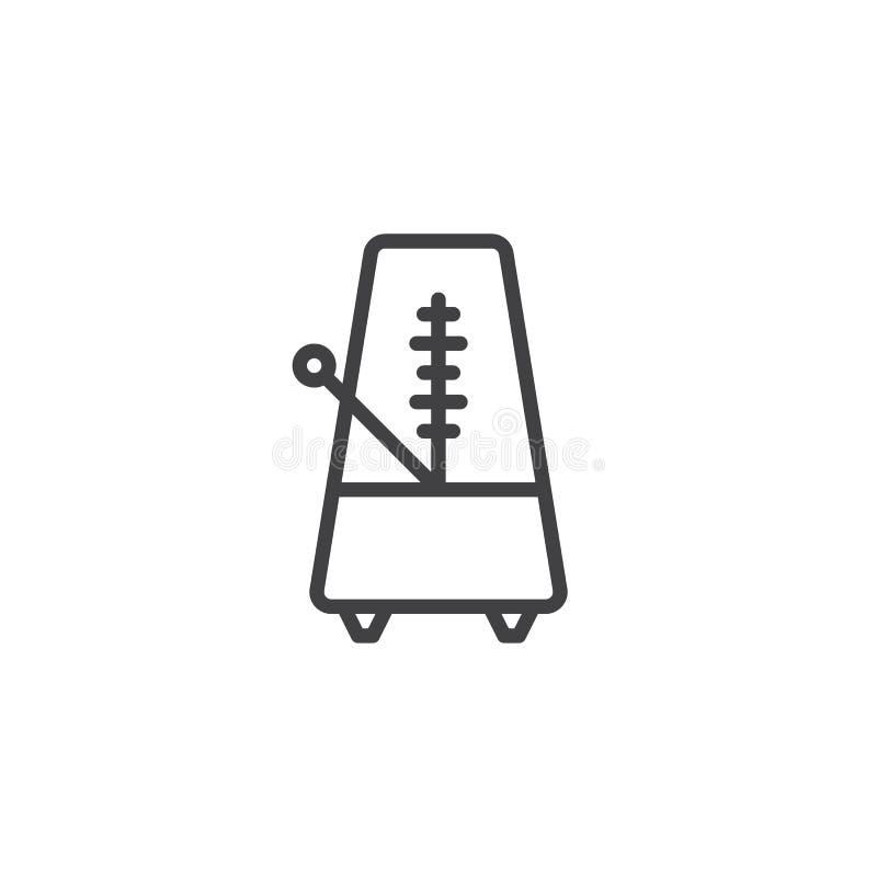 Classic Metronome Stock Illustrations – 110 Classic Metronome Stock