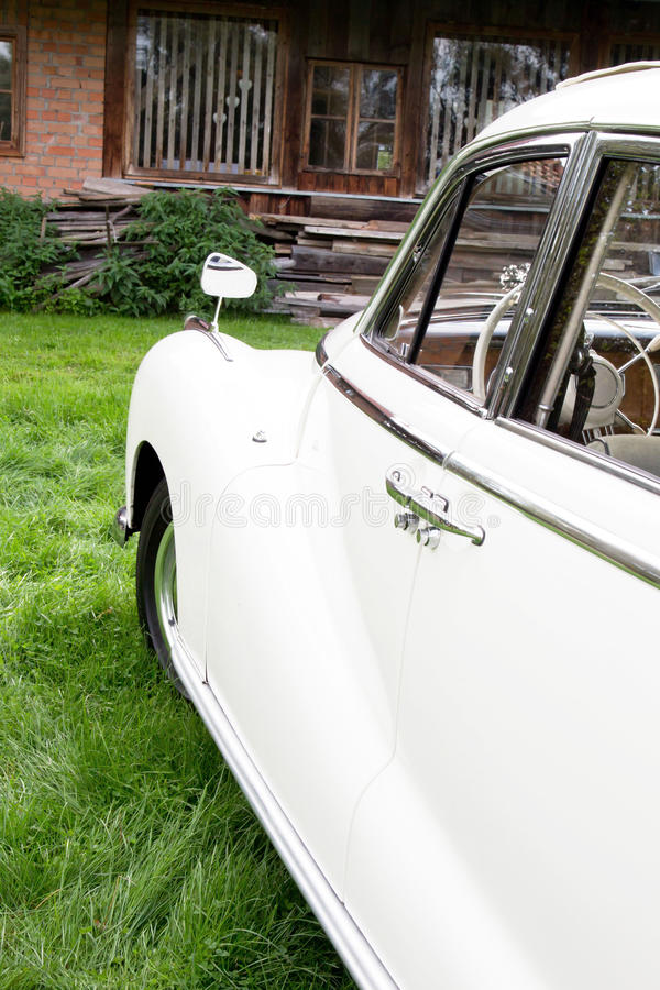 Download Classic Old Car From The Sixties Stock Photo - Image of close, closeup: 36269742