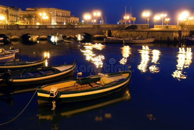 Download Classic Old Italy - Syracuse, Sicily Royalty Free Stock Photo - Image: 13083405