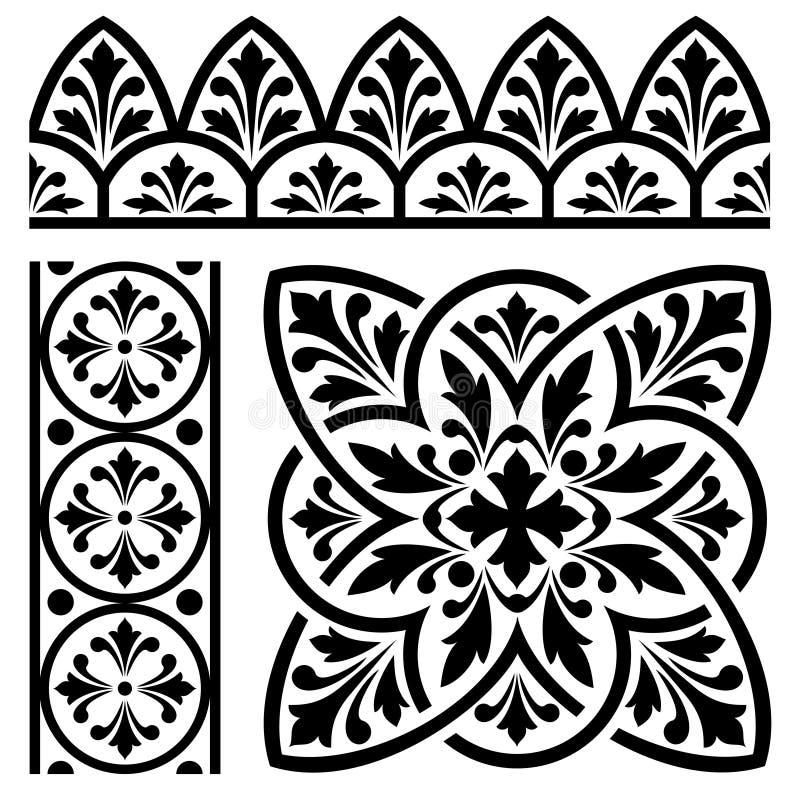 Download Classic ornament stock vector. Illustration of decor - 27101512