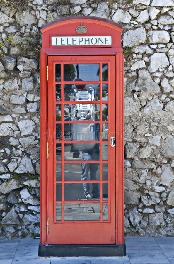 Download Classic phone stock photo. Image of calling, english - 20990870