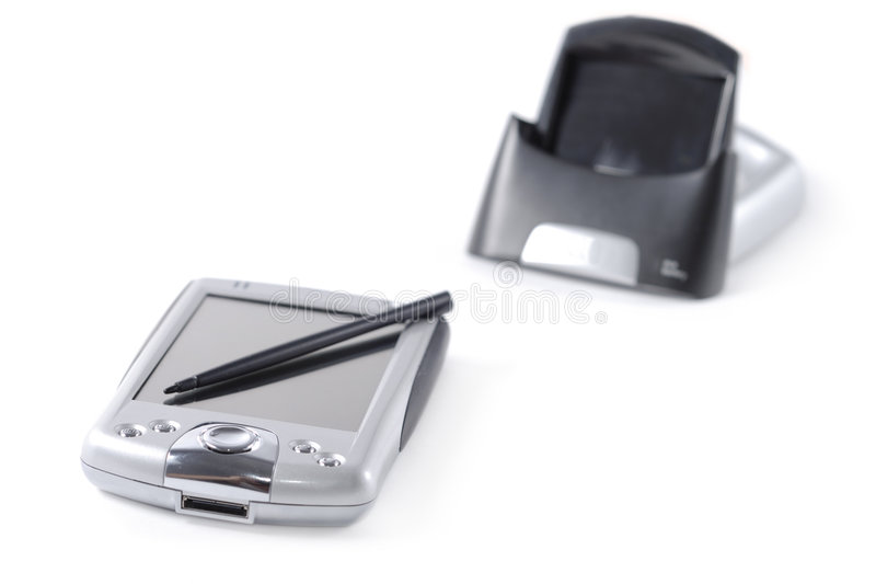 Classic Pocket PC stock images