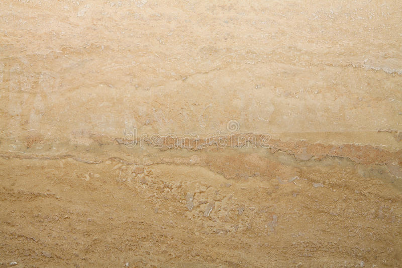 Stone texture polished travertine classic stock photos