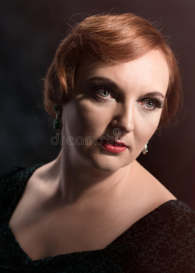Free Classic Portrait Stock Photo - 84533660