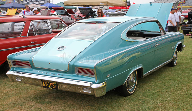 Classic Rambler Automobile