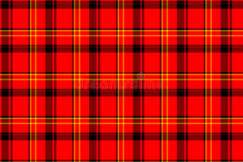 Download Classic red tartan stock illustration. Image of background - 14662504