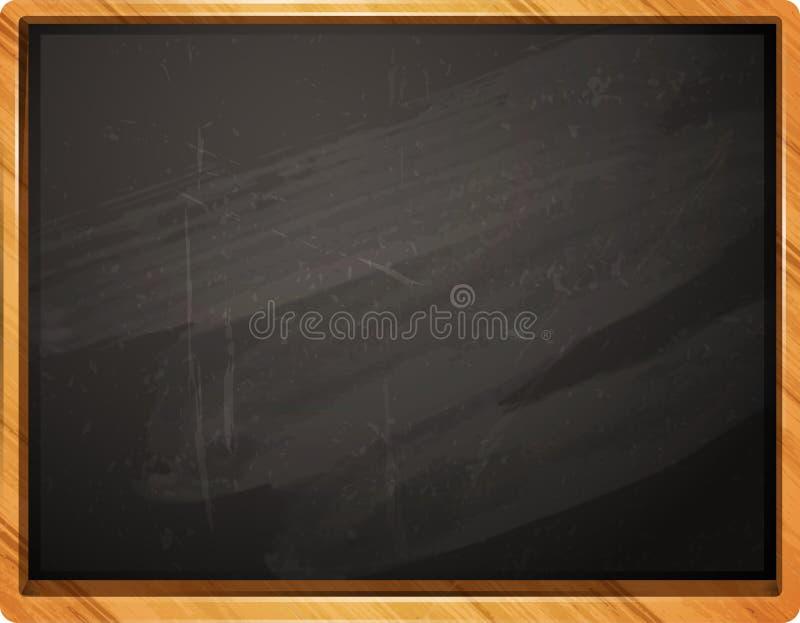 Classic school chalkboard stock photo