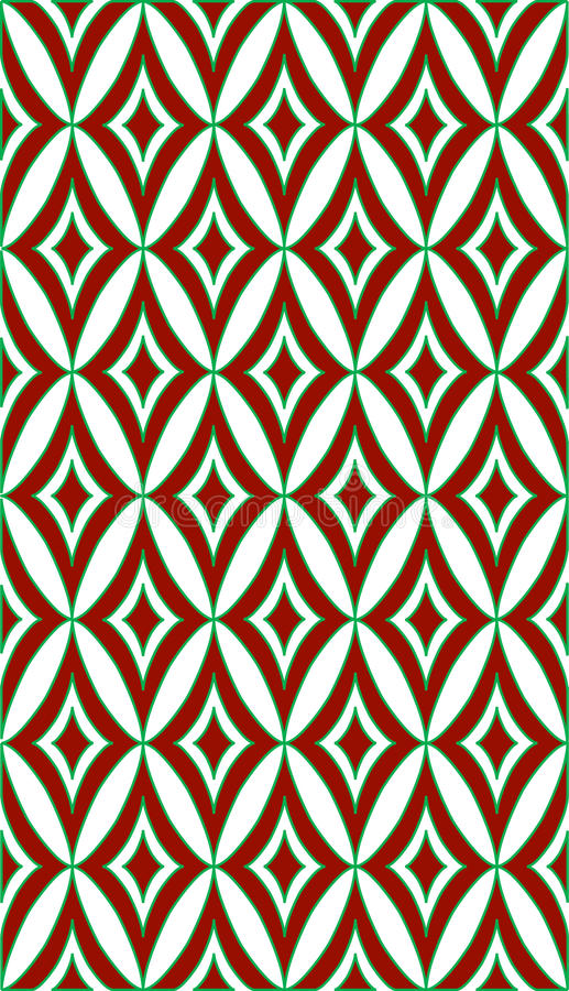 Download Classic seamless pattern stock illustration. Image of flourish - 12758414