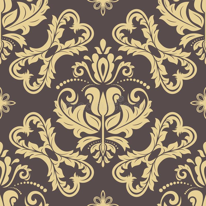 Classic Seamless Pattern royalty free illustration