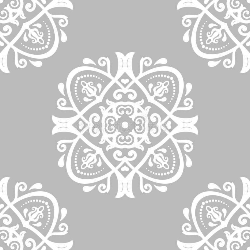 Classic Seamless Pattern vector illustration