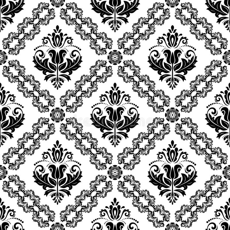 Classic Seamless Vector Pattern vector illustration