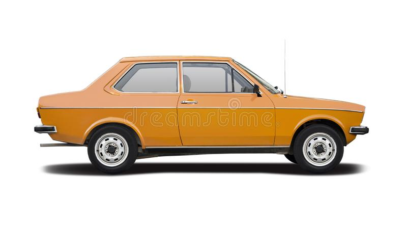 Classic German car royalty free stock images