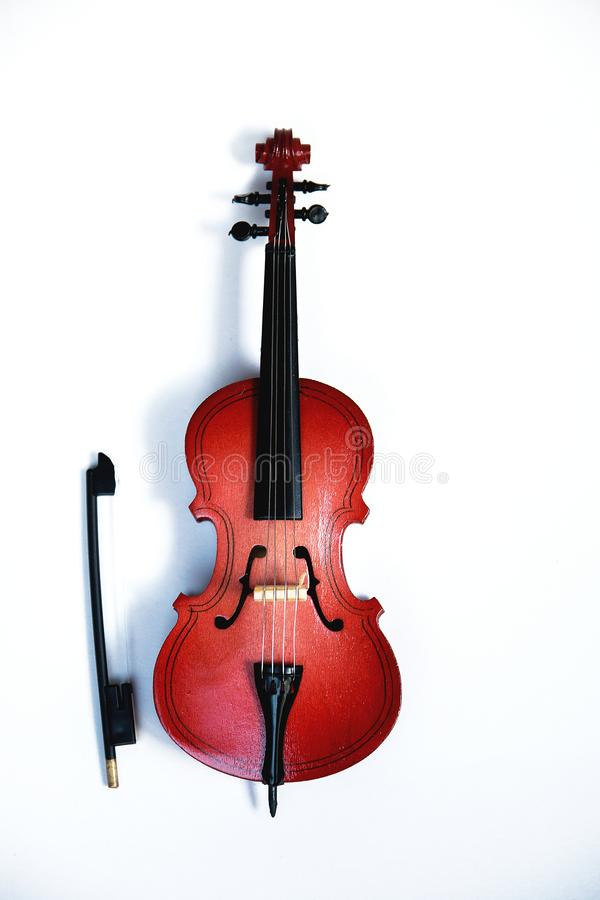 Classic string instrument cello isolated on white background.  stock photos