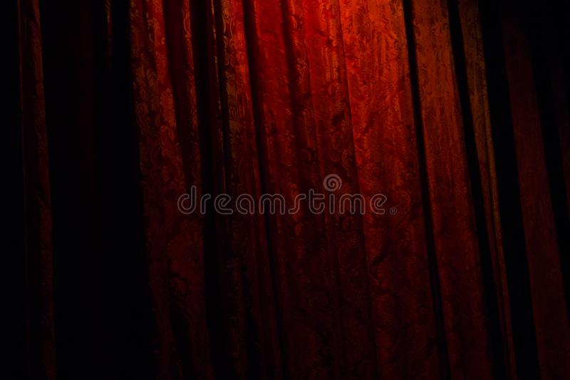 theatre background stock image