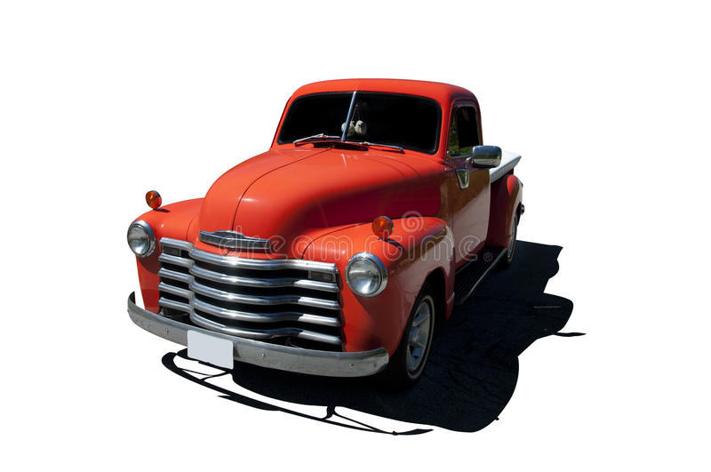 Classic truck royalty free stock photos