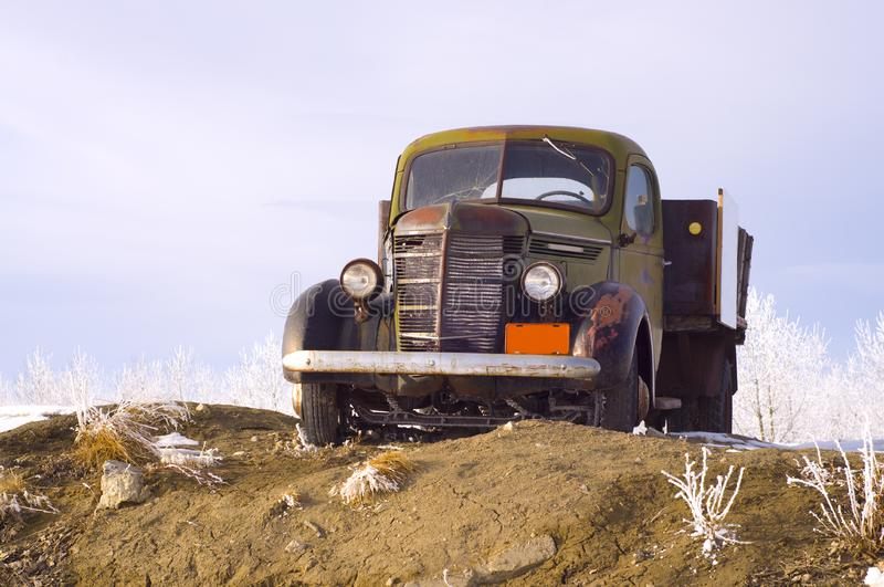 Download Classic Truck With Wooden Truck Bed Stock Photo - Image of wood, windshield: 13801084