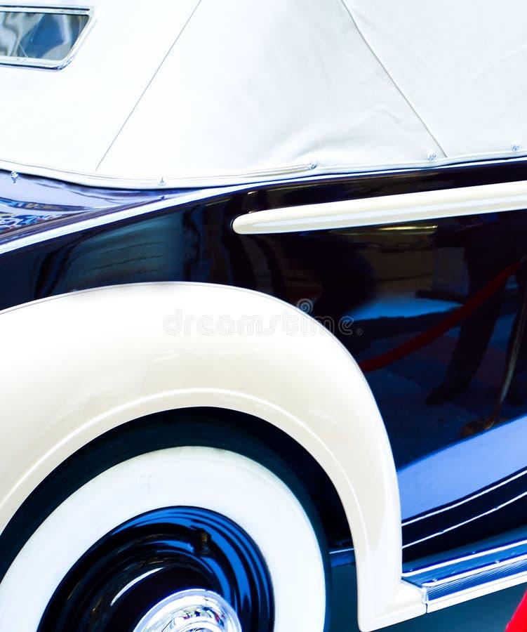 Download Classic vintage car stock photo. Image of antique, color - 28603612