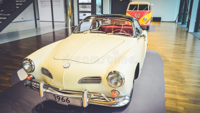 Classic Volkswagen royalty free stock photos