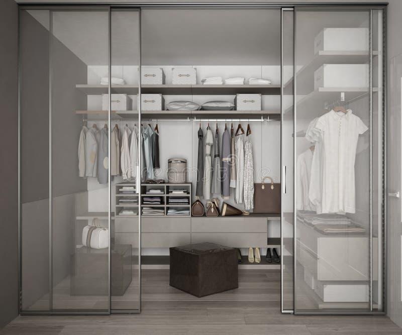 pantry bifold doors modern door glass closet