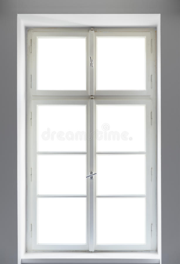 Classic window royalty free stock images