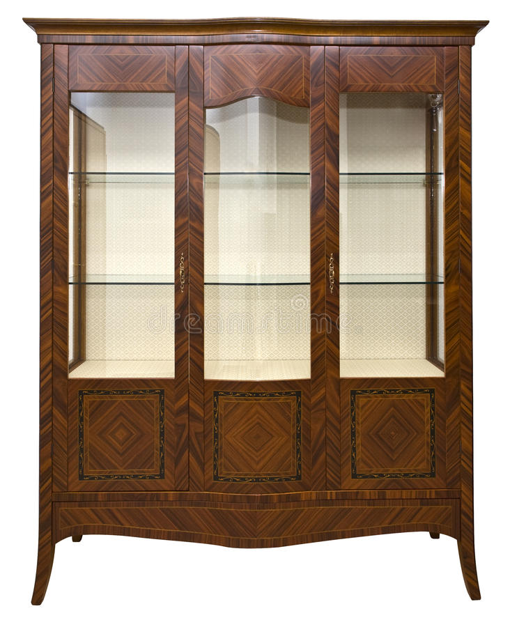 Download Classic wooden cabinet stock image. Image of cabinet - 15474245