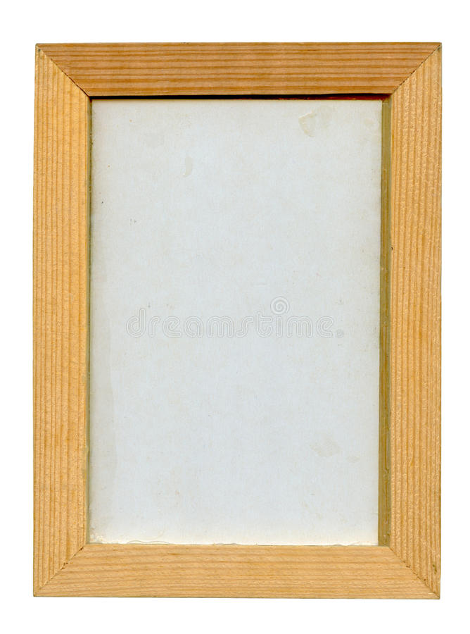 Download Classic wooden frame stock image. Image of adorned, decorated - 26247313