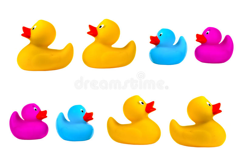 Download Classic Yellow Rubber Ducks Stock Image - Image: 28518595