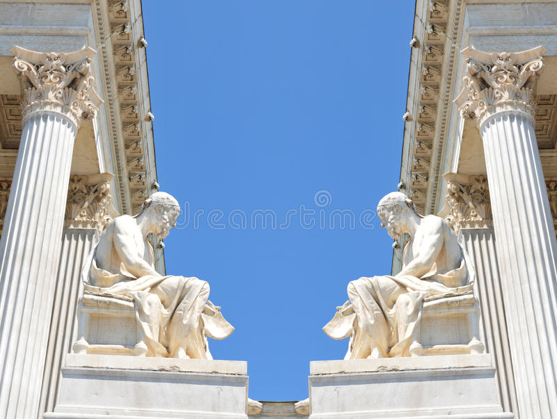 Classical Background Royalty Free Stock Image