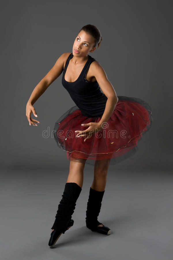 Classical Ballerina stock photo