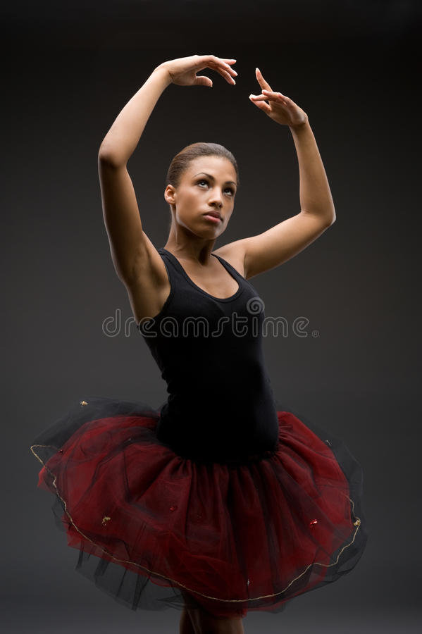 Classical Ballerina royalty free stock photos