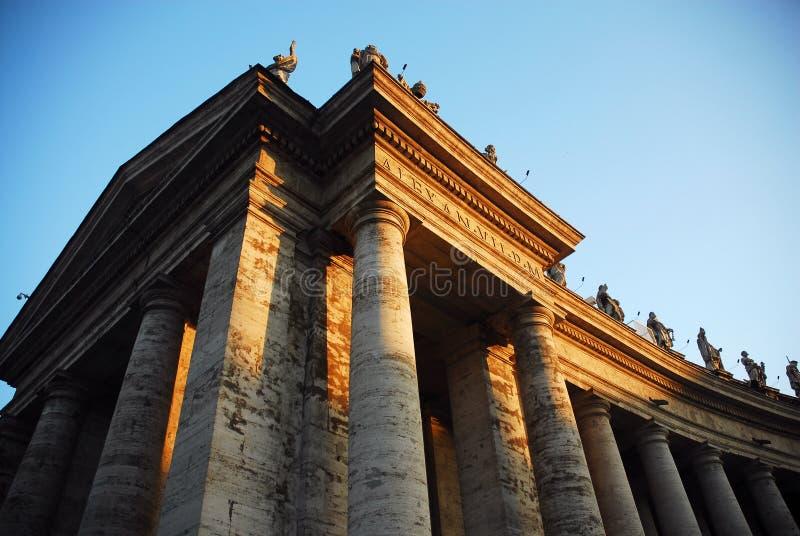 Classical building facade