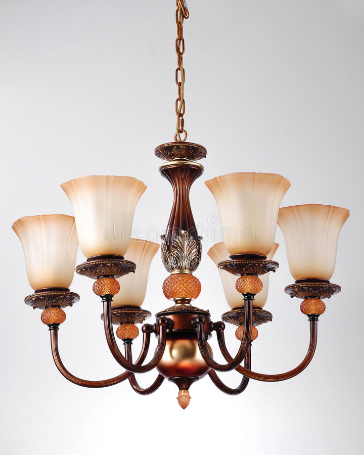 classical chandelier lighting royalty free stock images