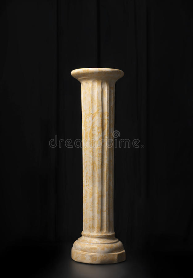 Download Classical column stock image. Image of ornate, capital - 21968863