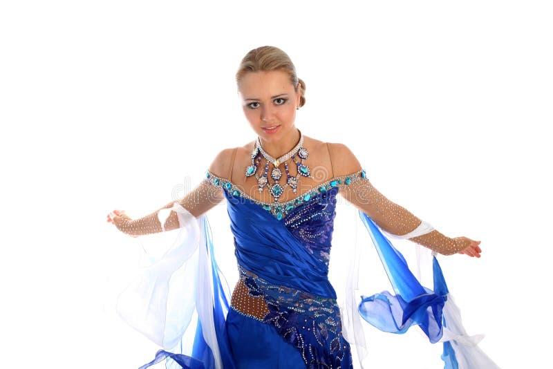 classical dancer dres στοκ εικόνα με δικαίωμα ελεύθερης χρήσης