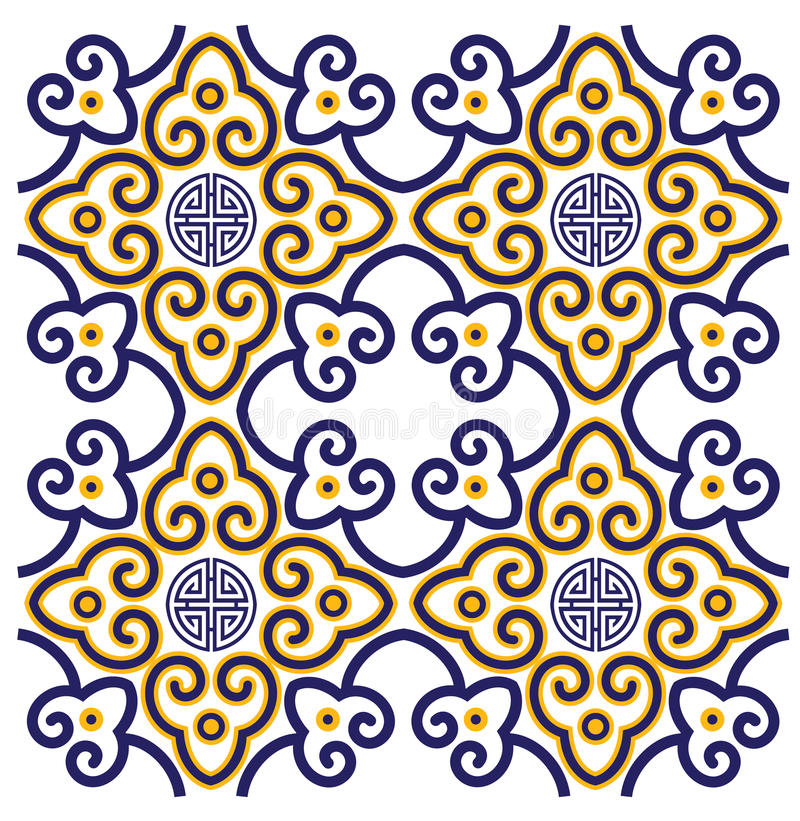 Download Classical Oriental Pattern Royalty Free Stock Images - Image: 31556739