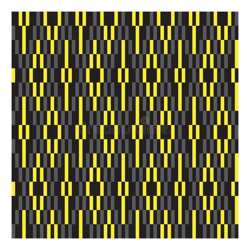 Classico Argyle Repeat Pattern Background moderno royalty illustrazione gratis