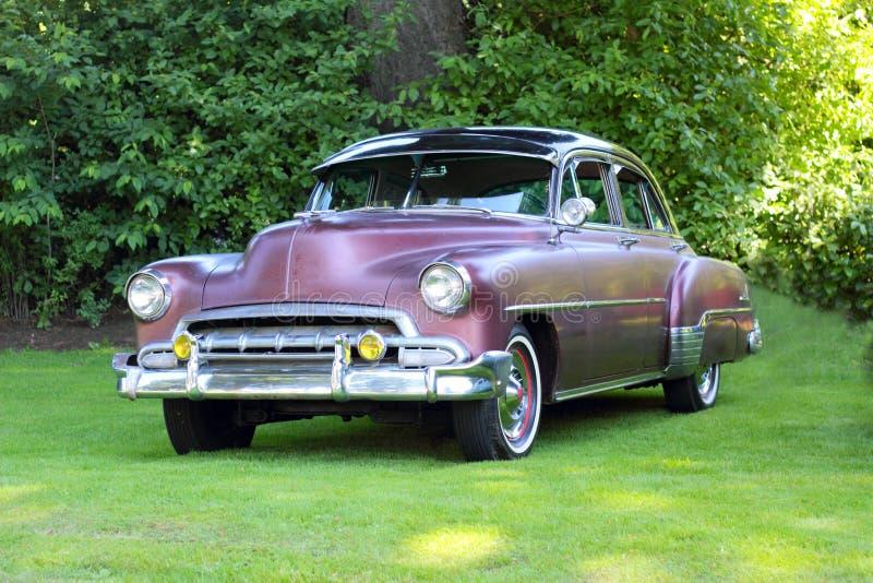 Classico Chevrolet 1952 fotografie stock
