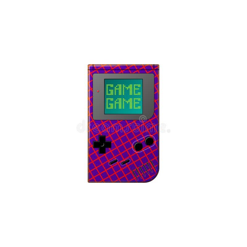 Classico di Game Boy fotografie stock