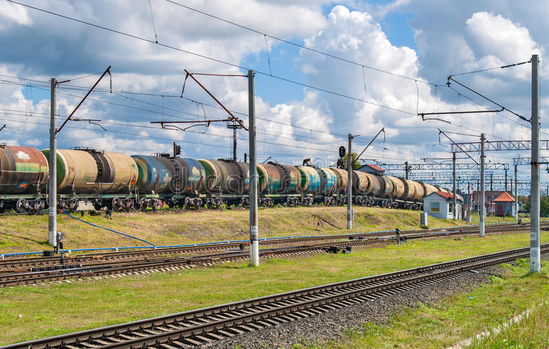 Download Classification Of Tank Cars Stock Photo - Image: 25501504