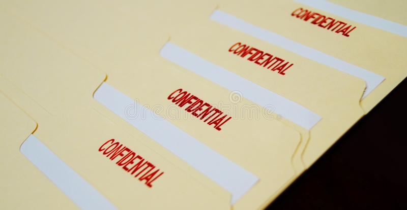 Download Classified Top Secret Documents Stock Photo - Image: 32558612
