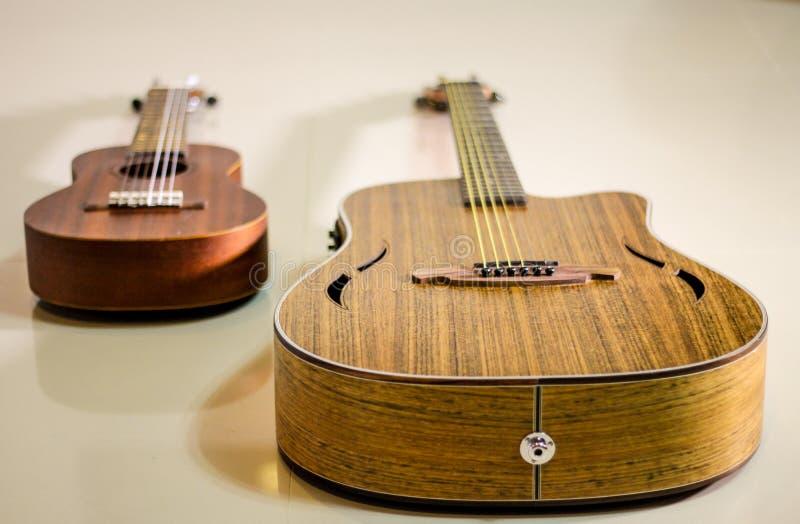 Classique de guitare image libre de droits